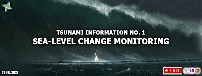 TSUNAMI INFORMATION NO. 1 SEA-LEVEL CHANGE MONITORING